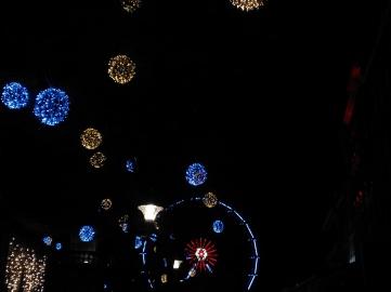 Liège, Belgium (Christmas Lights)